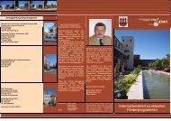 Info Förderprogramm - Guben