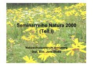 pdf-File - Deutsch-Tschechische Seminarreihe zu Natura 2000