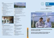 Zertifizierten Sachkundigen Planer für Betoninstandsetzung - GUEP