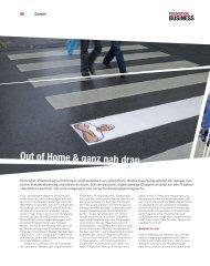 Out of Home & ganz nah dran - Guerilla-Marketing-Portal