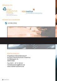 KölnInstitut - Guerilla-Marketing-Portal