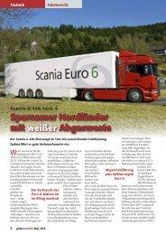 Scania G 440 Euro 6 - Güterverkehr - online