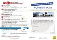 Neufchâtel-eN-Bray / GourNay-eN-Bray Présentation du ... - Gueudet