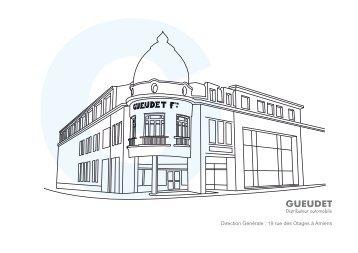 Direction Générale : 19 rue des Otages à Amiens - Gueudet