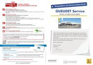 BoulognE-Sur-MEr - Gueudet