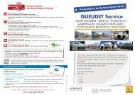 SAInt-MAxIMIn / SEnlIS / ChAntIlly / lAMorlAyE / nogEnt ... - Gueudet