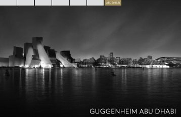 GUGGENHEIM ABU DHABI - Guggenheim Museum