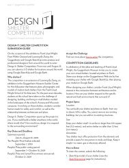 submission guide (PDF) - Guggenheim Museum