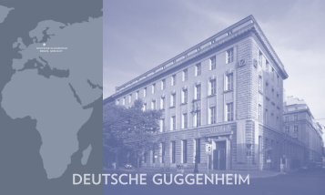 Deutsche Guggenheim, Berlin - Guggenheim Museum