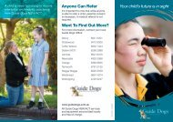 Download Your Child's Future Brochure in PDF - Guide Dogs NSW ...