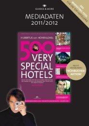 MEDIADATEN 2011/2012 - guides & more