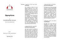 Qigong-Kurse - guidle