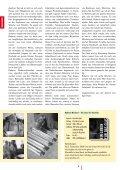 Informationen für Besucher und Besucherinnen Herbst 2008 - guidle - Seite 6