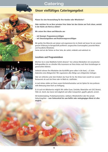 Catering - guidle