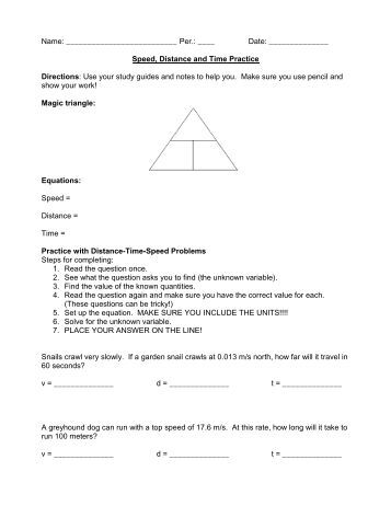 pre school worksheets distance time rate worksheets free printable worksheets for pre school. Black Bedroom Furniture Sets. Home Design Ideas