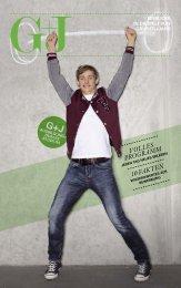 Info-Broschüre - Gruner + Jahr