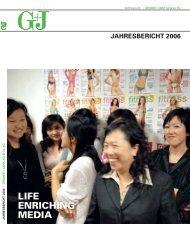 2006 - Gruner + Jahr