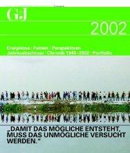 2002 - Gruner + Jahr