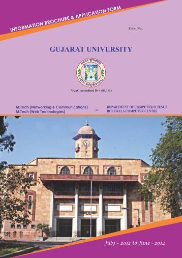 Dr. Savita R. Gandhi - Gujarat University