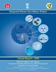 IDSP Annual Report 2010