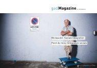 gad Magazine 2012.pdf - Guldimann Kommunikation