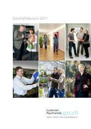 Lups Jahresbericht 2011.pdf - Guldimann Kommunikation