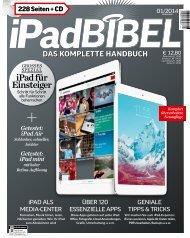 iPad Bibel No. 01/2014
