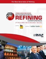 International Refining - Gulf Publishing Company