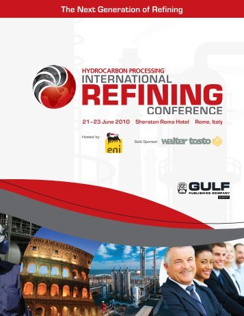 International Refining - Gulf Publishing Company