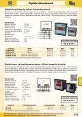 I/10 Digitális táblaműszerek - Tracon - Page 2
