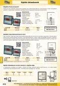 I/10 Digitális táblaműszerek - Tracon - Page 3