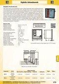 I/10 Digitális táblaműszerek - Tracon - Page 4