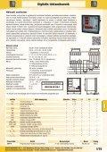 I/10 Digitális táblaműszerek - Tracon - Page 6
