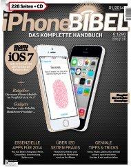 iPhone Bibel No. 01/2014