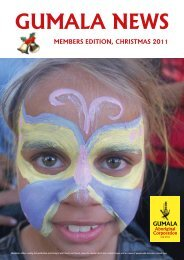 gumala news members edition, christmas 2011