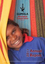 Annual Report 2011 - Gumala