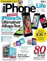iPhone Life No. 01/2014