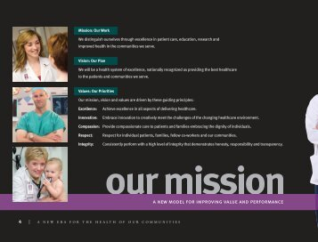 GL Annual Report:Layout 1 - Gundersen Health System