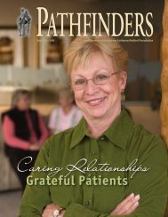 Caring Relationships - Gundersen Health System