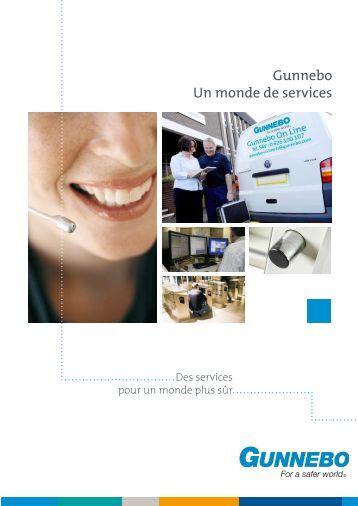 gunnebo un monde de services
