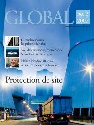 Protection de site - Gunnebo