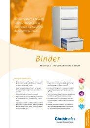Binder - Gunnebo