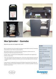 iBox Spinnaker – Gunnebo