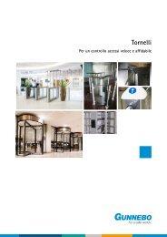 Tornelli - Gunnebo