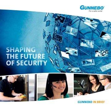 Gunnebo In Brief 2012