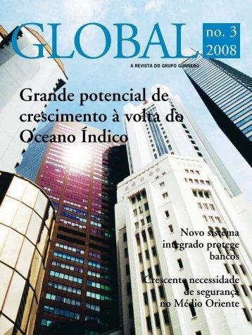 Grande potencial de crescimento à volta do Oceano Índico - Gunnebo