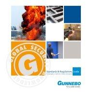 Standards & Regulations Guide - Gunnebo