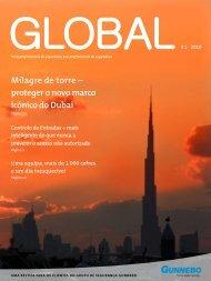 Milagre de torre – proteger o novo marco icónico do Dubai - Gunnebo