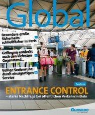ENTRANCE CONTROL - Gunnebo
