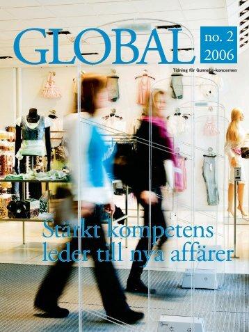 Stärkt kompetens leder till nya affärer Stärkt kompetens ... - Gunnebo